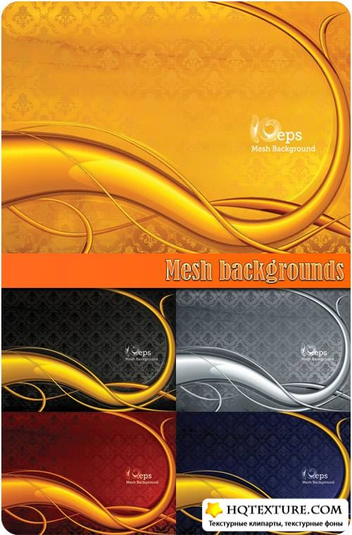 Mesh backgrounds