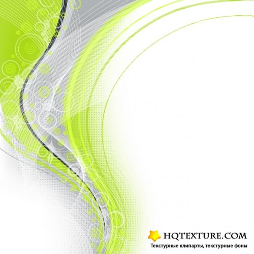 Stock Vector - Light Background