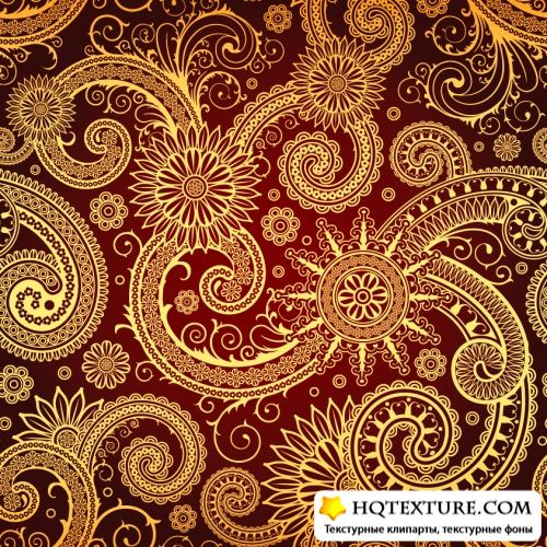 Stock Vector - Swirl Patterns