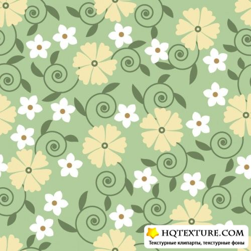 Stock vector - Floral Backgrounds design