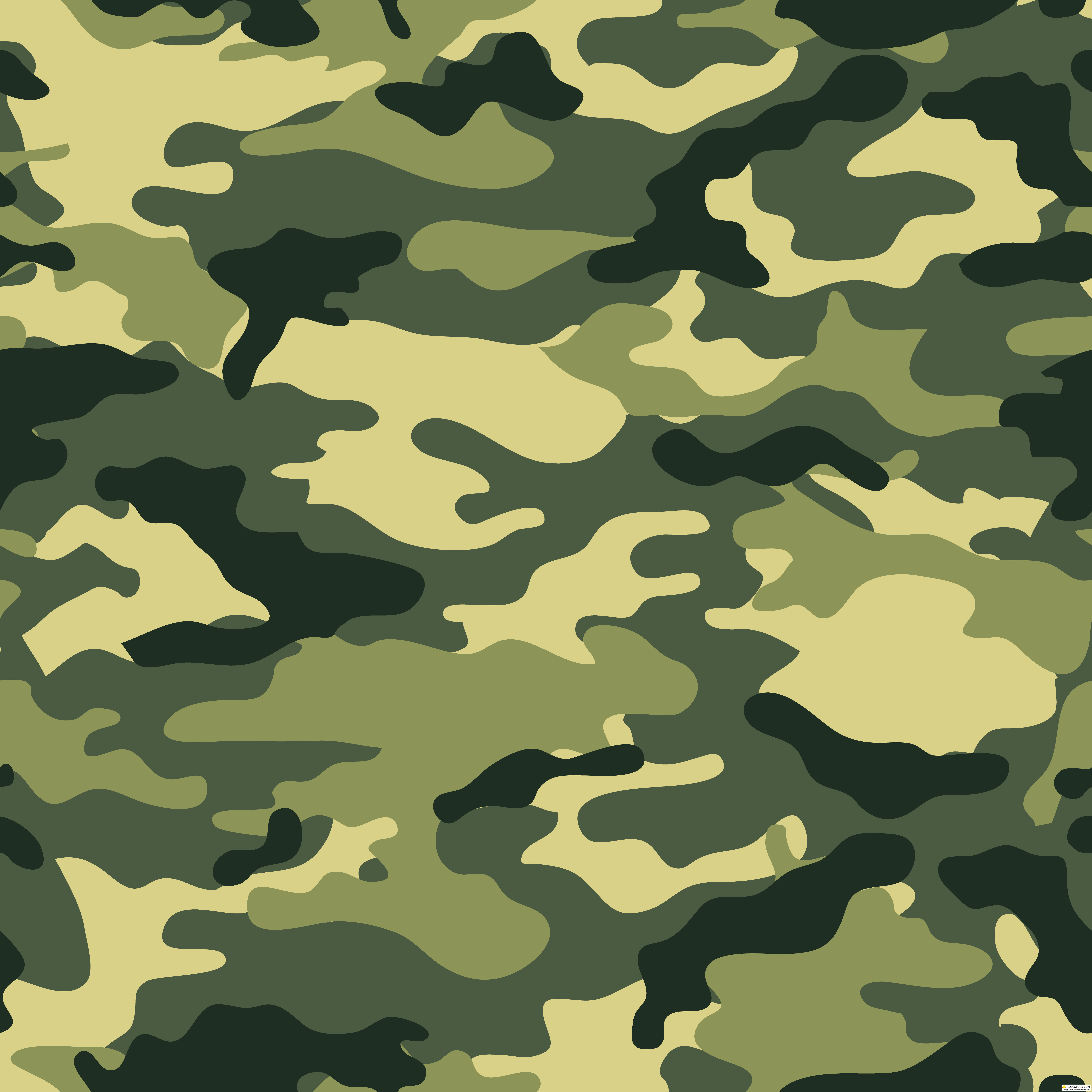 camo pattern coloring pages