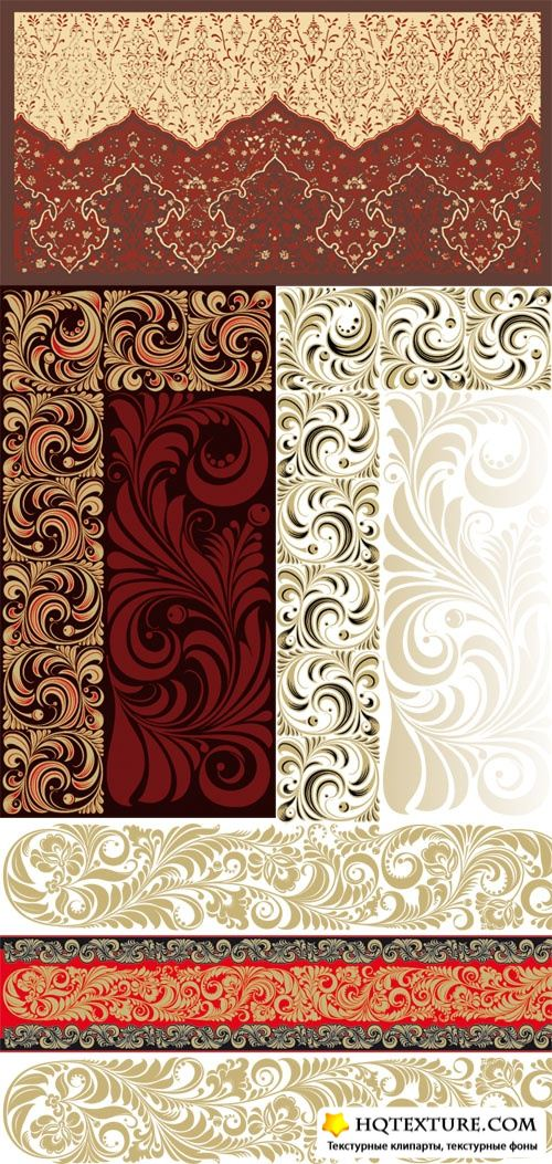 Stock vector - Decorative Patterns