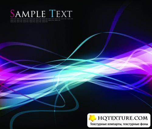 Abstract Glowing Backgrounds
