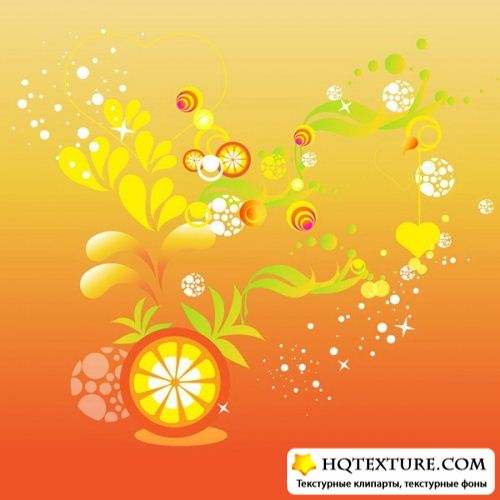Stock Vector - Colorful Design Backgronds