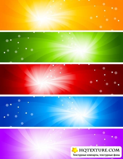 Colorful banners 2