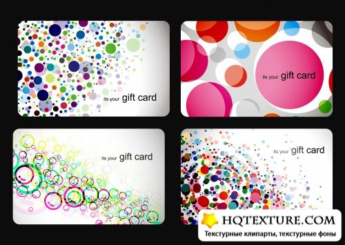 Gift cards 6
