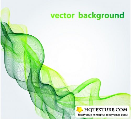 Color Smoke Vector