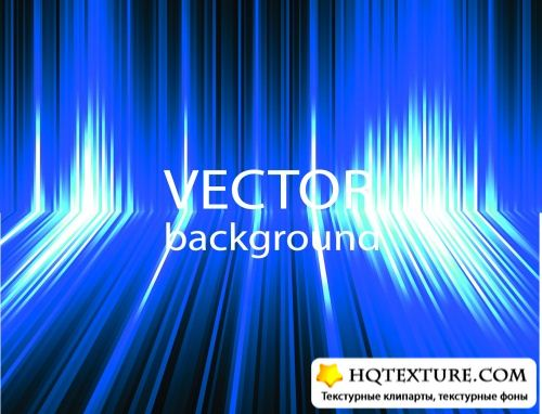 Digital Backgrounds Vector