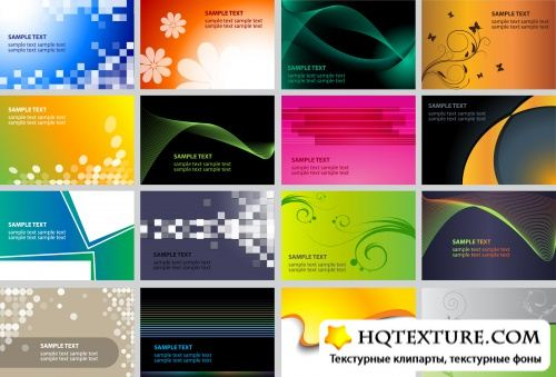 Business cards 16