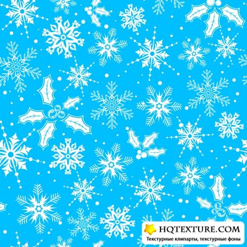 Stock Vector - Snowflakes Backgrounds