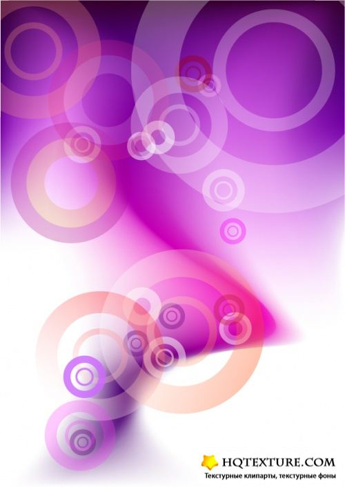 Violet backgrounds