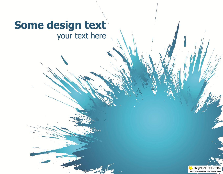 Голубой фон для презентации пригодится для разработки школьных.