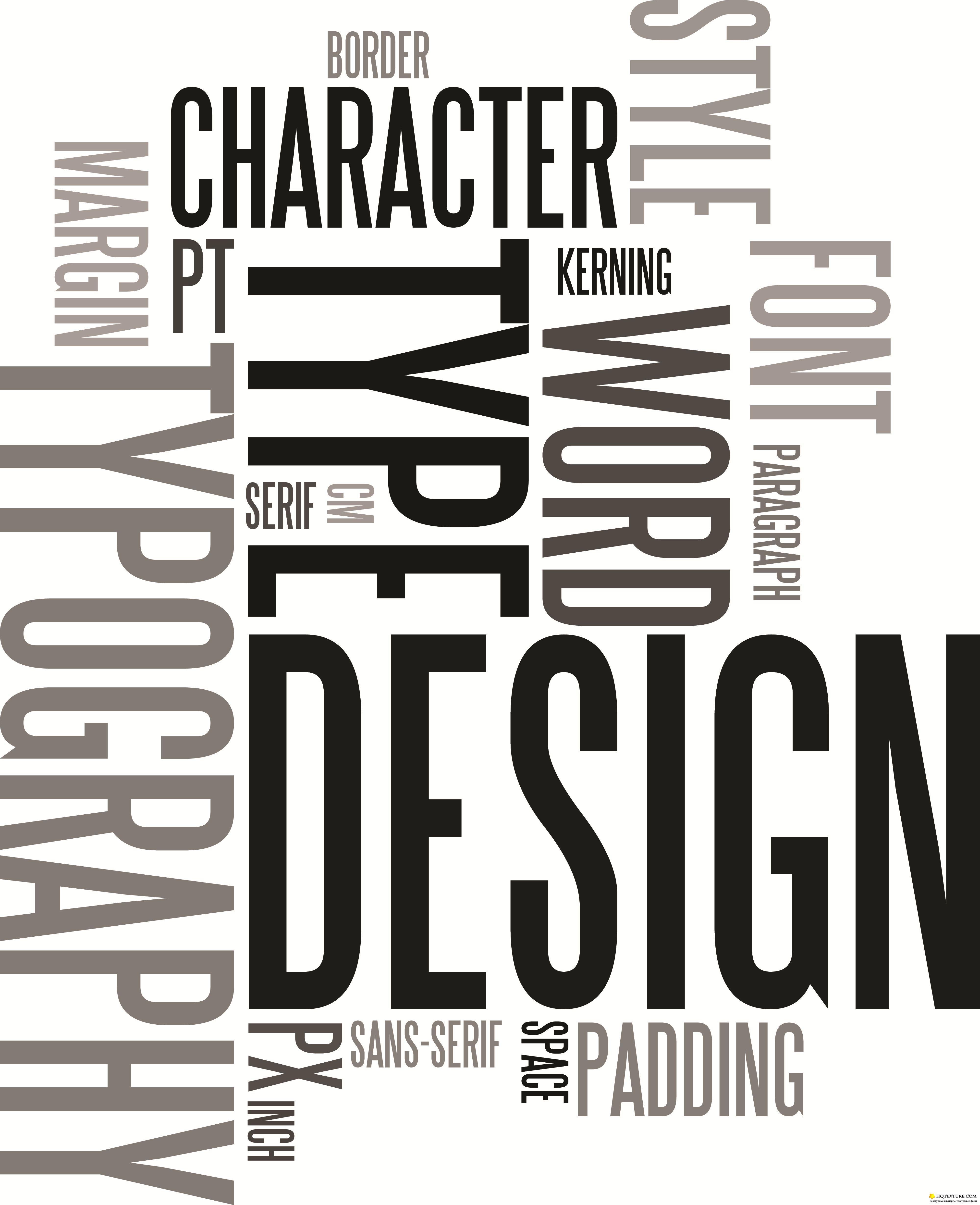 Графический дизайн по-английски