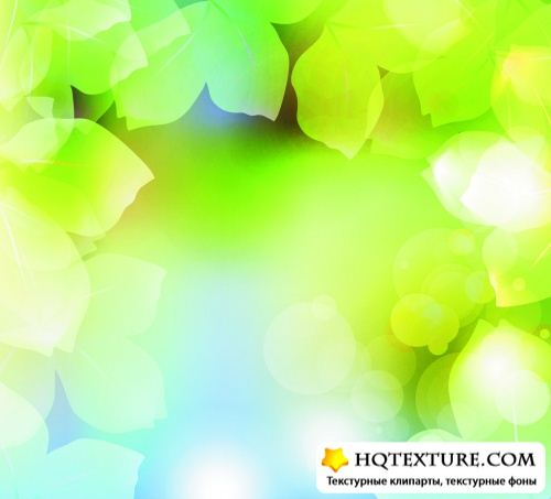 Spring Backgrounds Vector