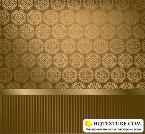 Glamour decorative Vector
