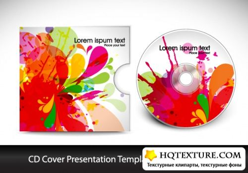 Stock Vector - Cover Design Templates