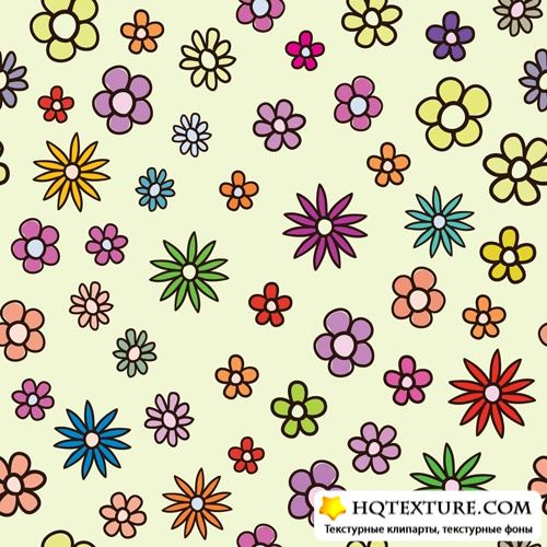 Flowers Element Pattern