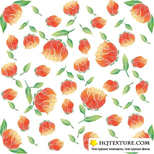 Flowers Design Pattern