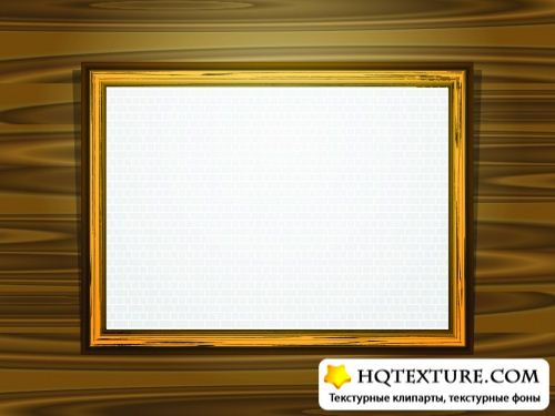 Stock Vector - Classical Frames Collection