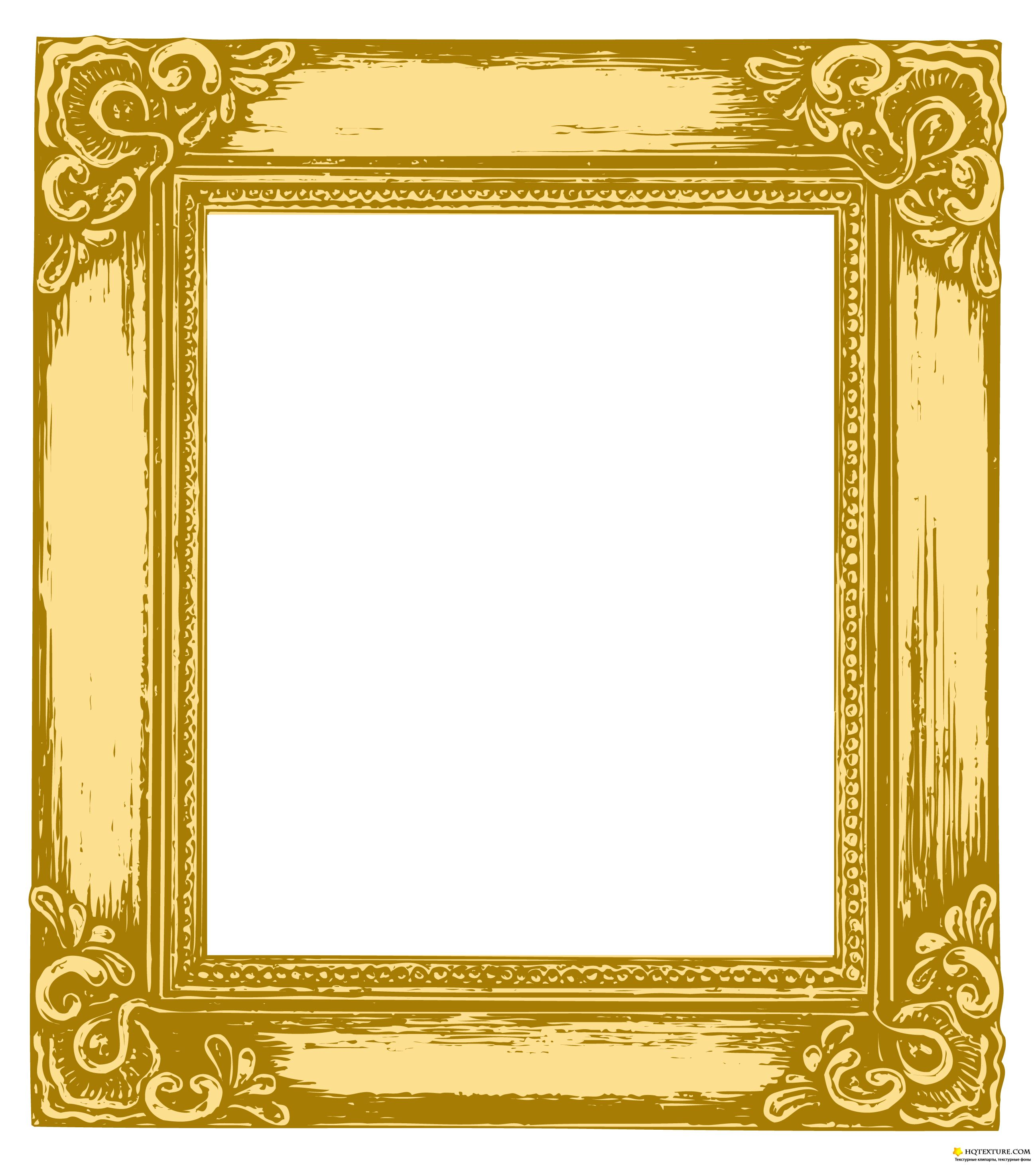 Antique Gold Frame Png Jpeg Antique Gold Frame