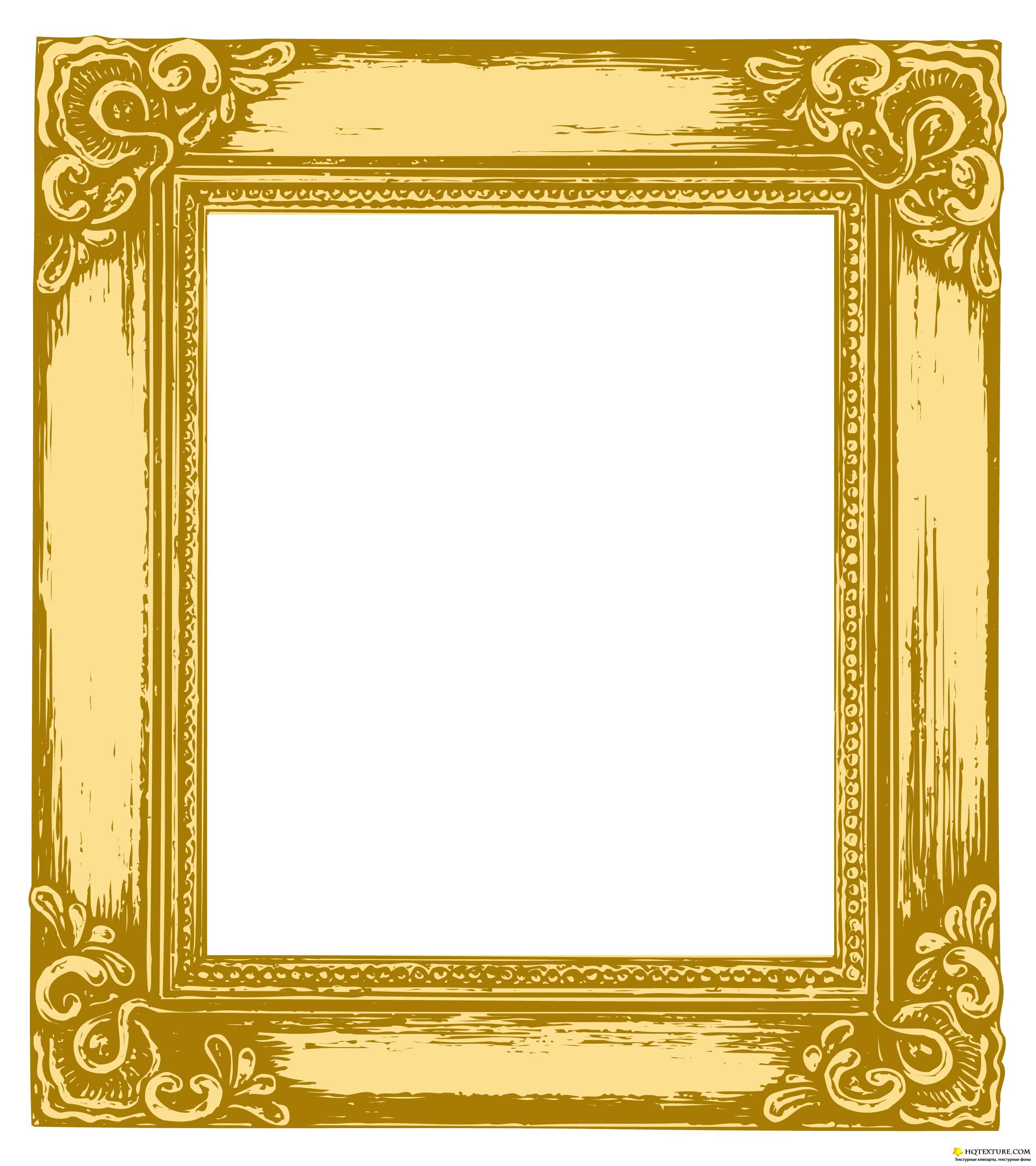 Antique Gold Frame Png Jpeg Antique Gold Frame