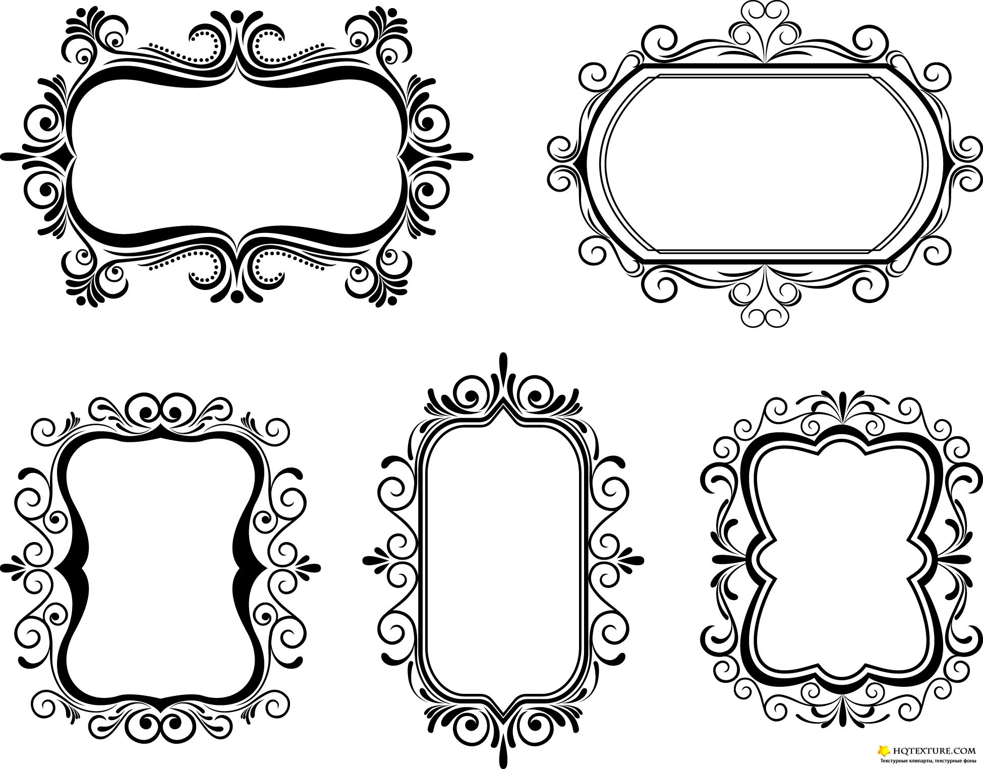 free clipart ornate frames - photo #15