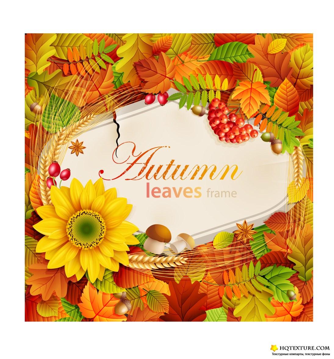 Красочные поздравление с осенью