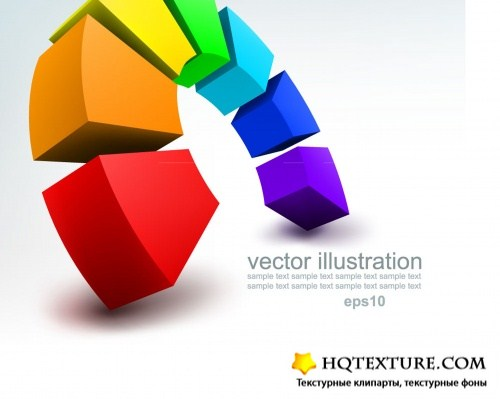 3d vector illustration