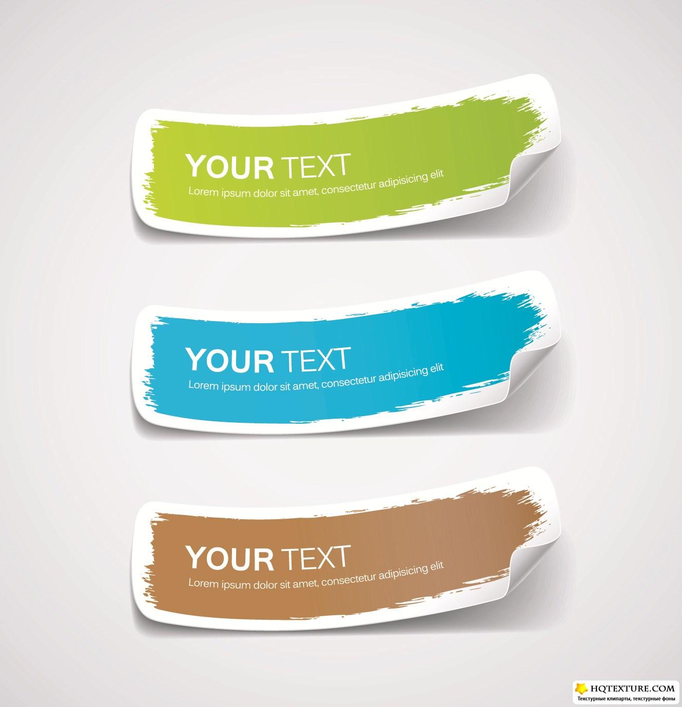 paper labels