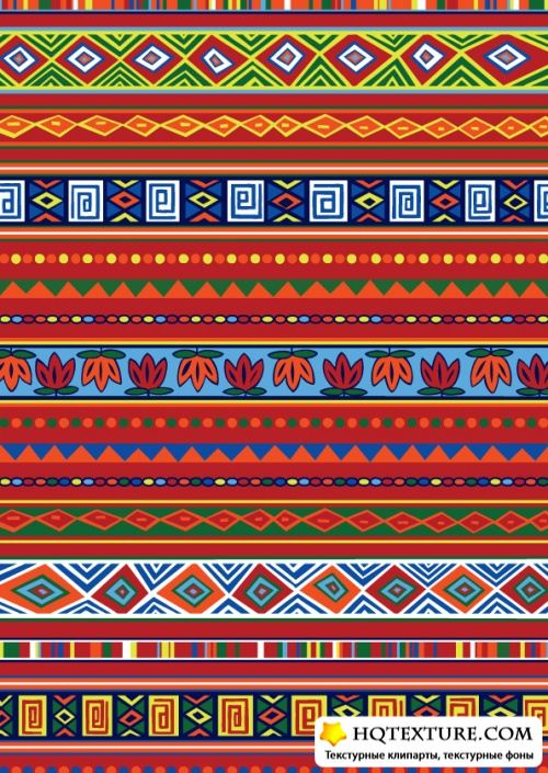 Ethnic african pattern
