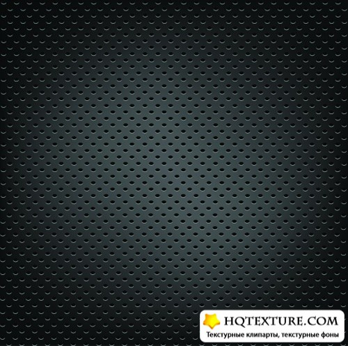 Black Metall Backgrounds Vector