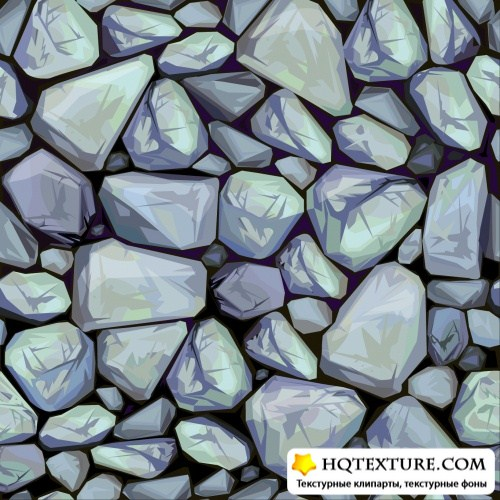Stones Backgrounds Vector