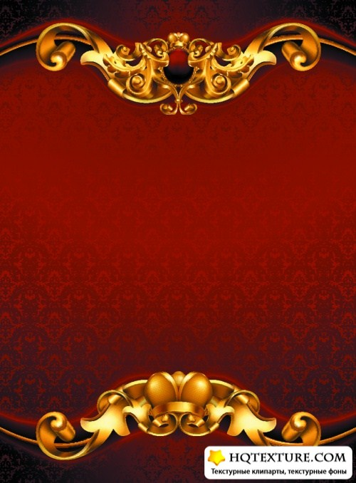 Red Luxury Backgrounds Vector