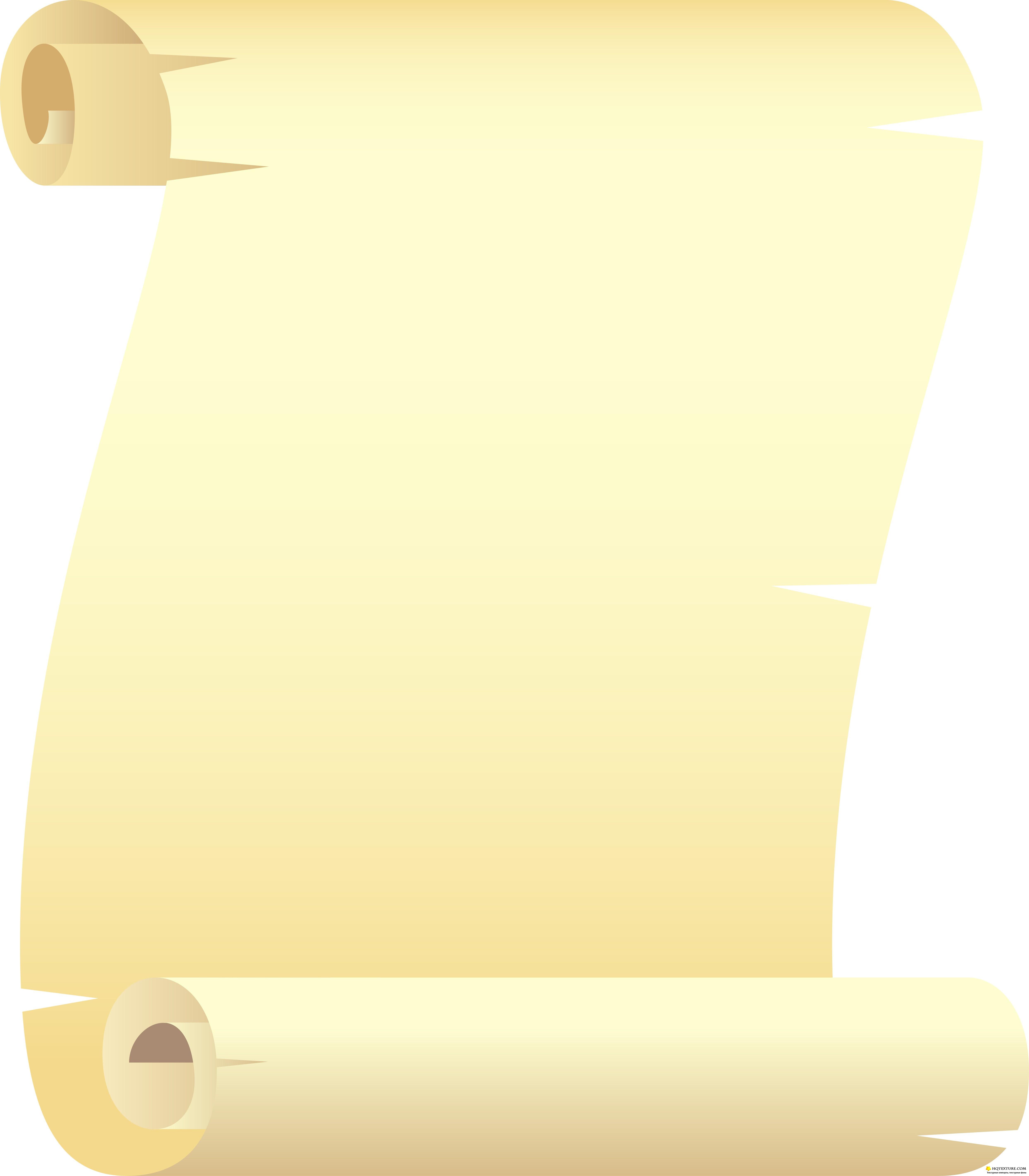 Картинка свиток бумаги