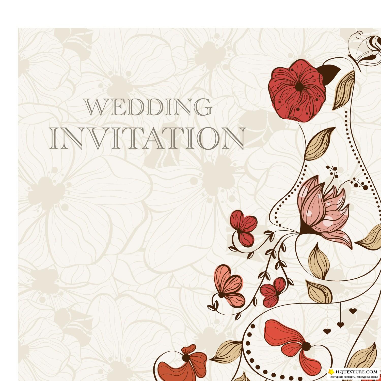 Flower vector for wedding