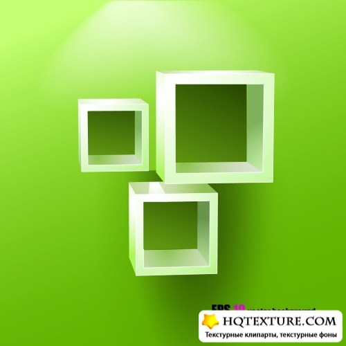 Empty Frames Vector 2