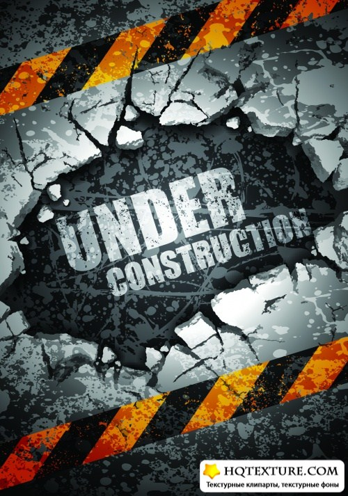 Under Construction Vector 3