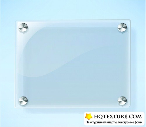 Transparent Glass Frames Vector 2