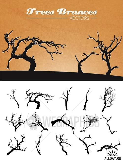 WeGraphics - Trees Branches
