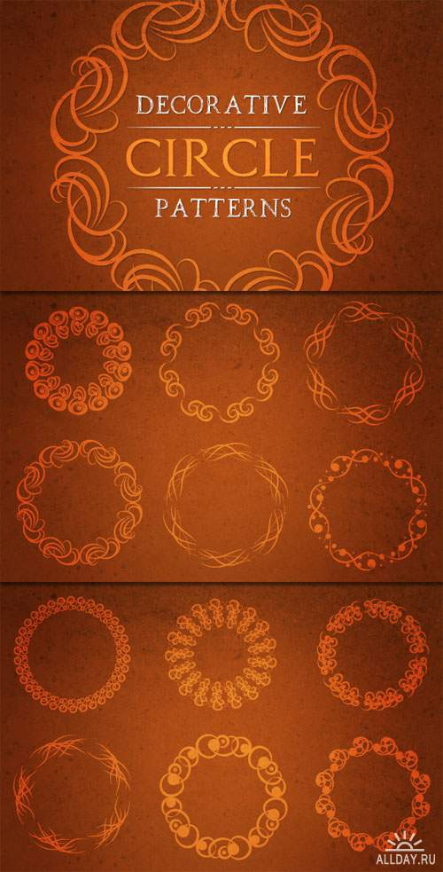 WeGraphics - Decorative Circle Patterns
