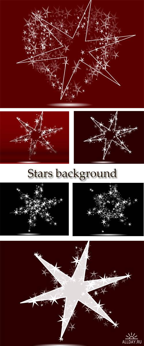 Stock:Stars background
